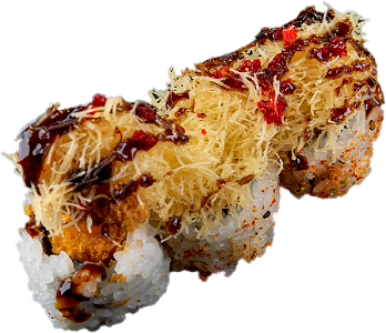 Foto Fried ebi maki